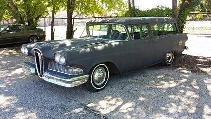 1957 Ford Station Wagon Series for sale 100824406