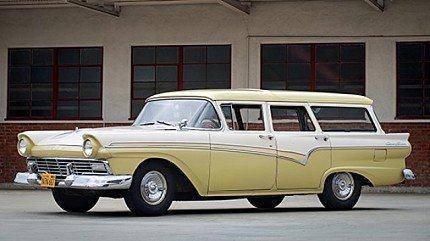 1957 Ford Station Wagon Series for sale 100878063