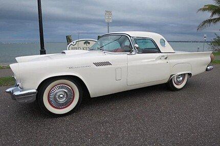 1957 Ford Thunderbird for sale 100749240
