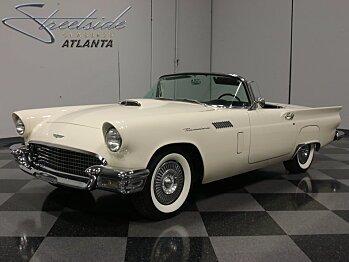 1957 Ford Thunderbird for sale 100763549