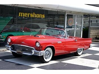 1957 Ford Thunderbird for sale 100791251