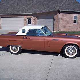 1957 Ford Thunderbird for sale 100833012
