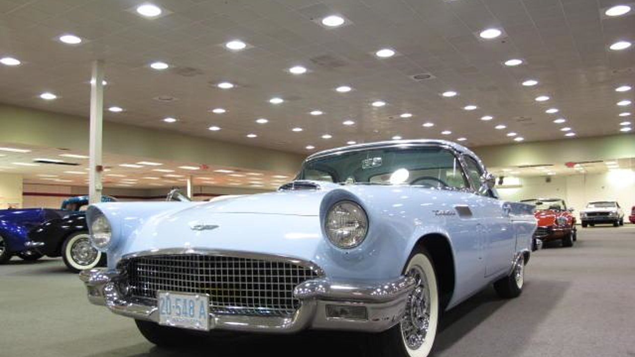 1957 Ford Thunderbird for sale 100733599
