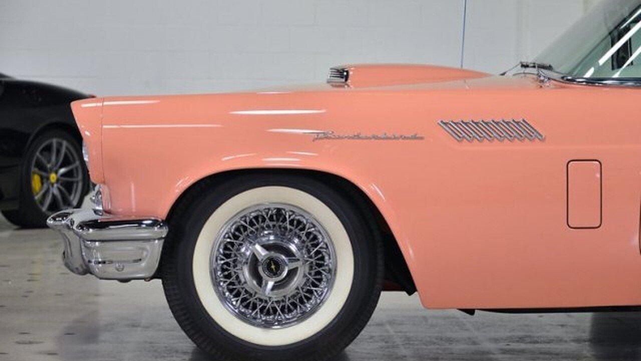 1957 ford thunderbird for sale near chatsworth california 91311 1957 ford thunderbird for sale 100753877 publicscrutiny Images