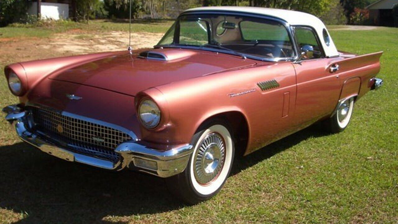 1957 Ford Thunderbird for sale 100780234