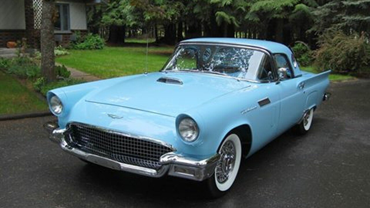 1957 Ford Thunderbird for sale 100796582