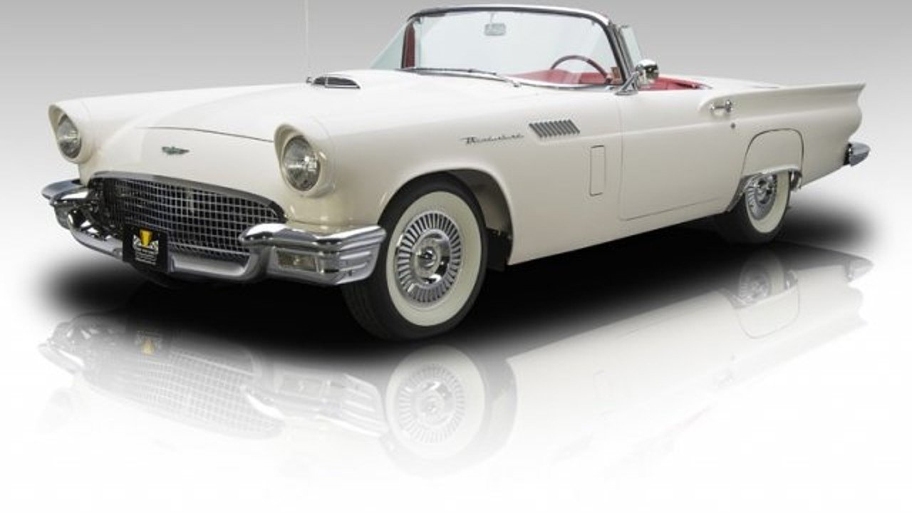 1957 Ford Thunderbird for sale 100806183