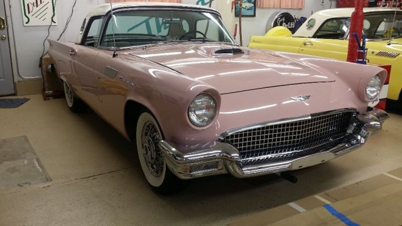 1957 Ford Thunderbird for sale 100831800
