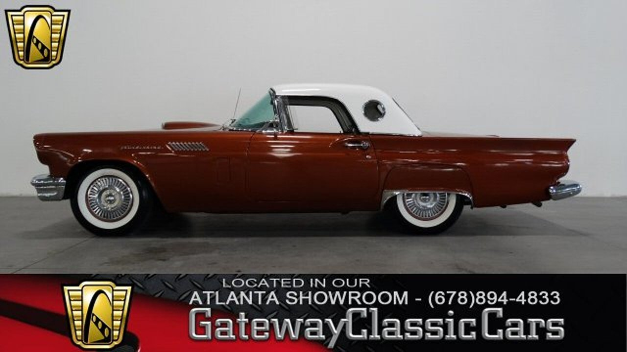 1957 Ford Thunderbird for sale 100839652
