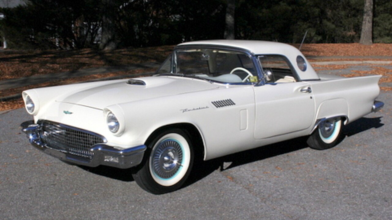 1957 Ford Thunderbird for sale 100851676