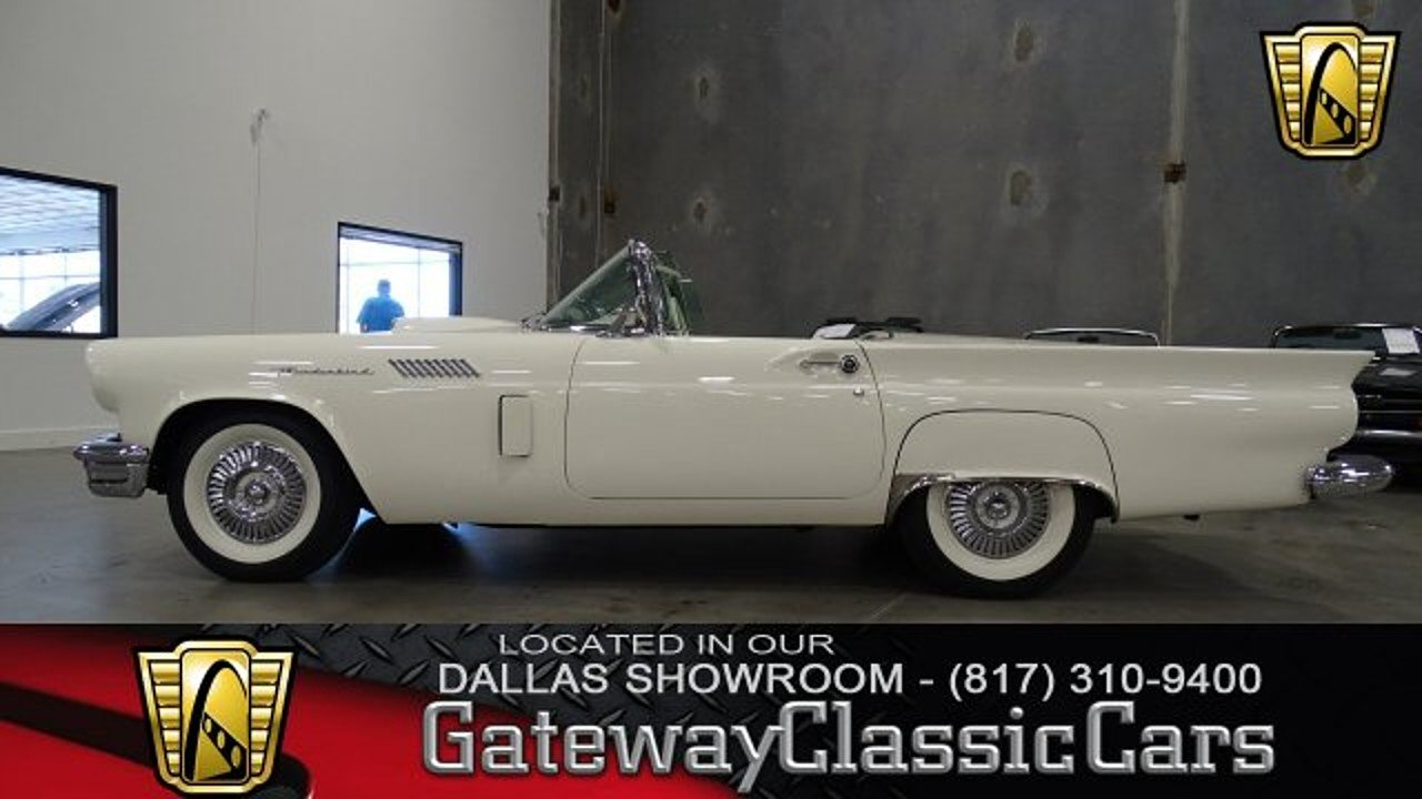 1957 Ford Thunderbird for sale 100860339
