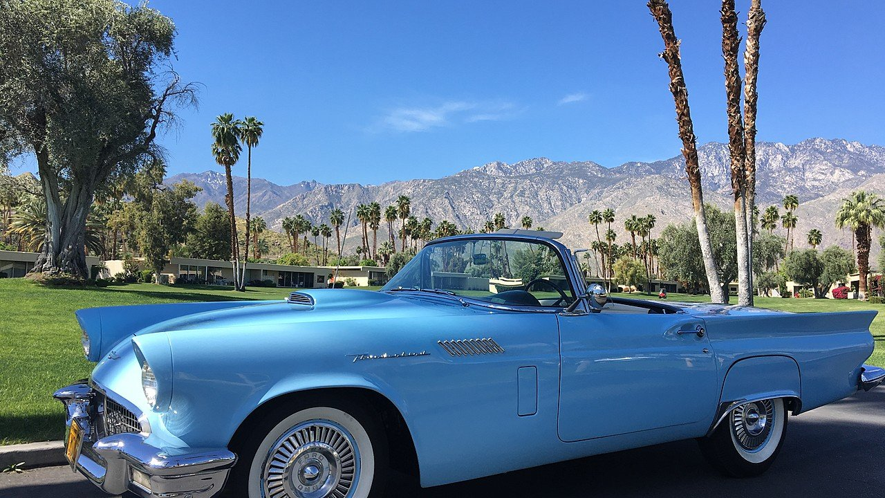 1957 Ford Thunderbird for sale 100883965
