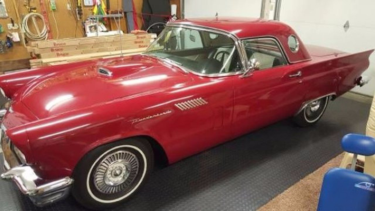 1957 Ford Thunderbird for sale 100900260