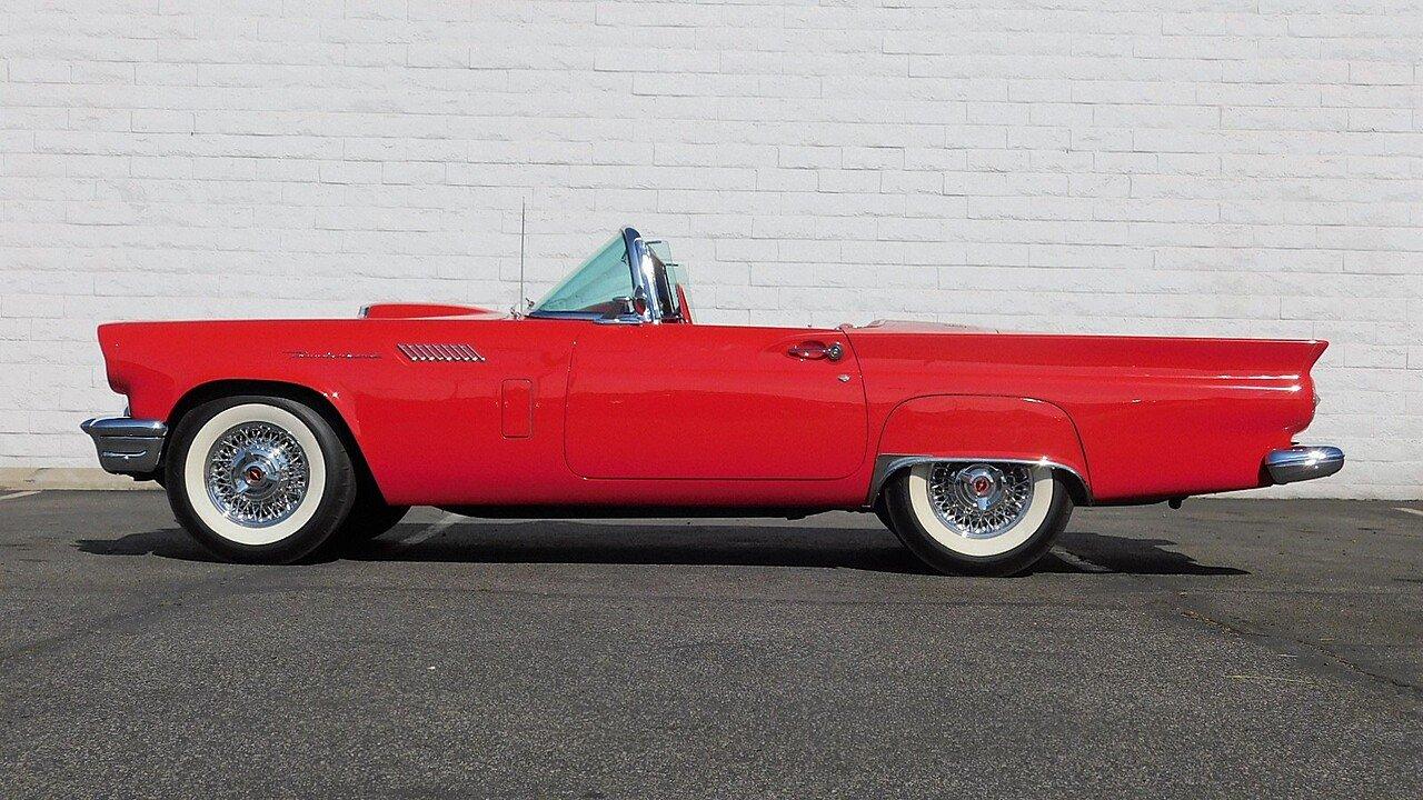 1957 ford thunderbird for sale near carson california 90745 1957 ford thunderbird for sale 100905461 publicscrutiny Images