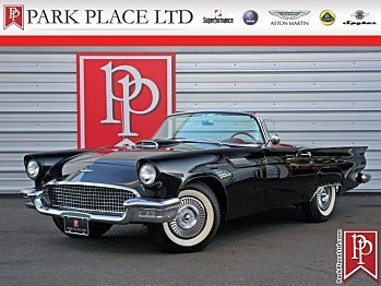 1957 Ford Thunderbird for sale 100915384