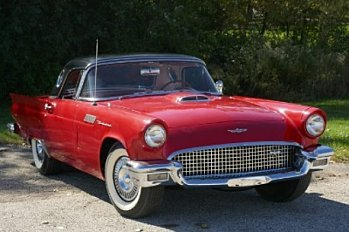 1957 Ford Thunderbird for sale 100916215