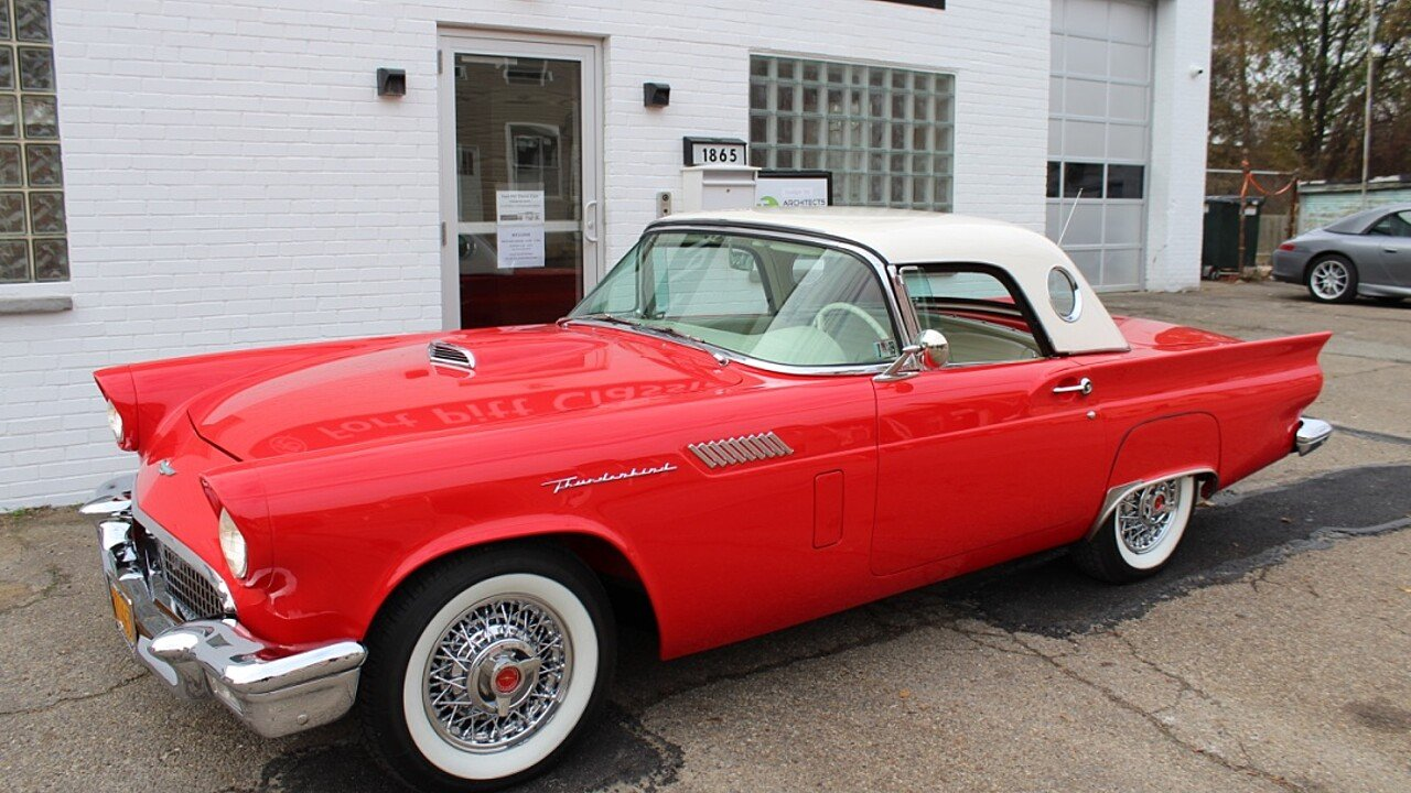 1957 Ford Thunderbird for sale near Pittsburgh, Pennsylvania 15215 ...
