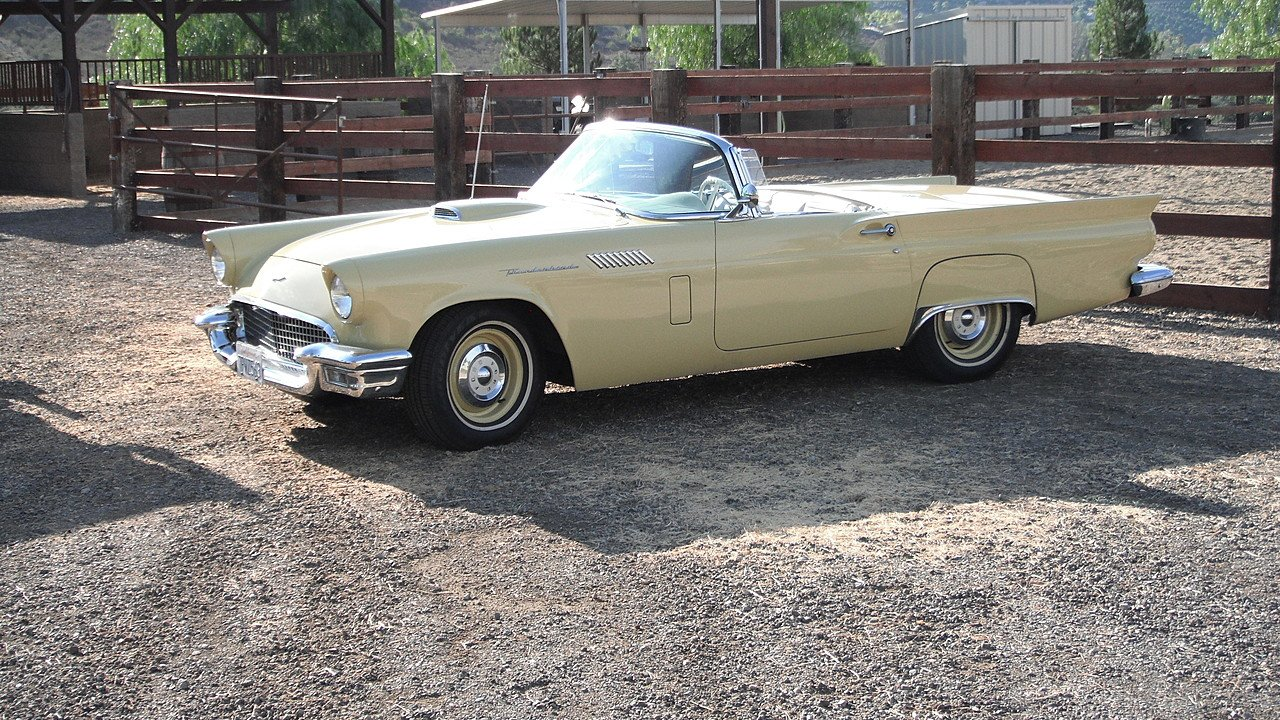 1957 Ford Thunderbird for sale near Miami, Florida 33125 - Classics ...