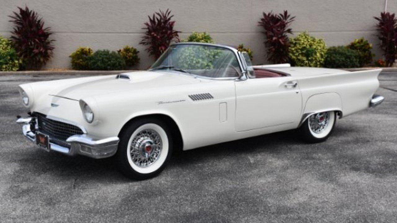 1957 Ford Thunderbird for sale 100943175