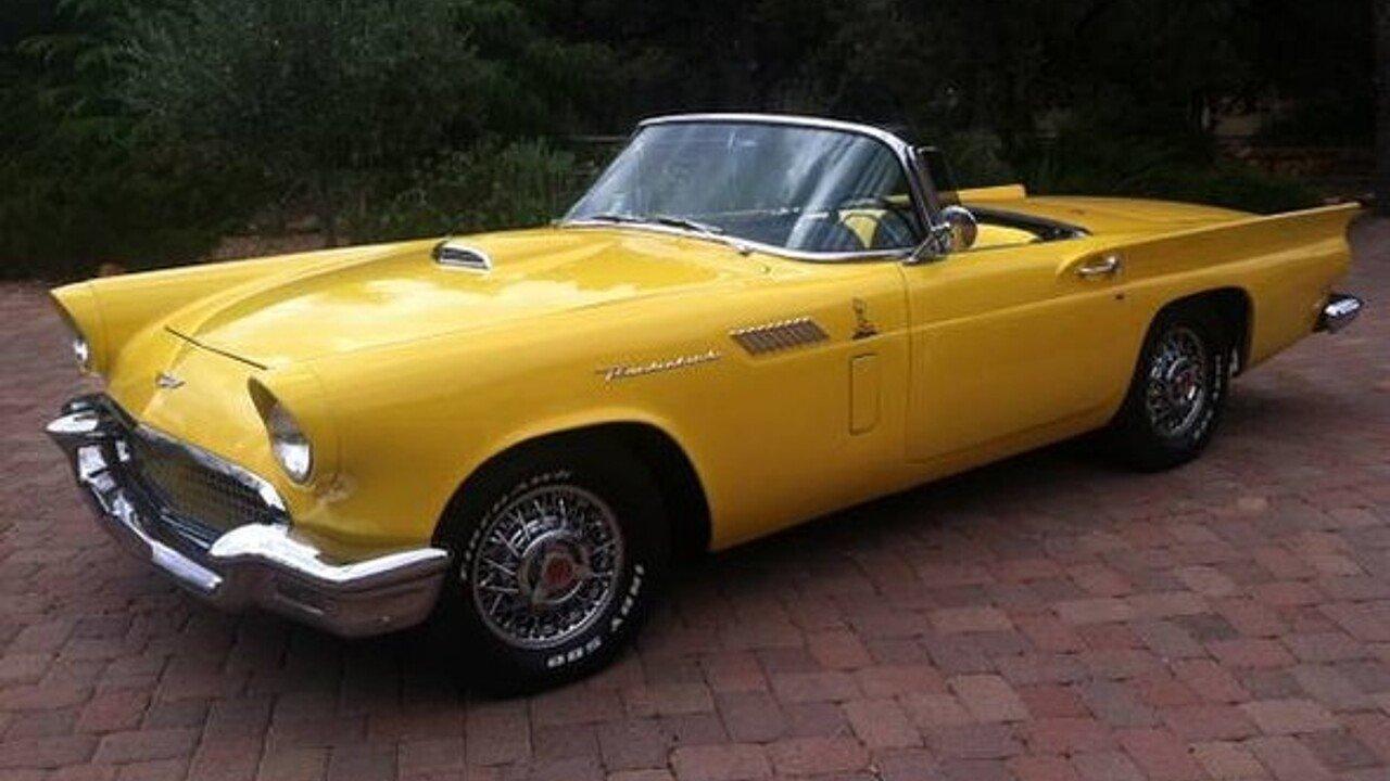 1957 Ford Thunderbird for sale near LAS VEGAS, Nevada 89119 ...