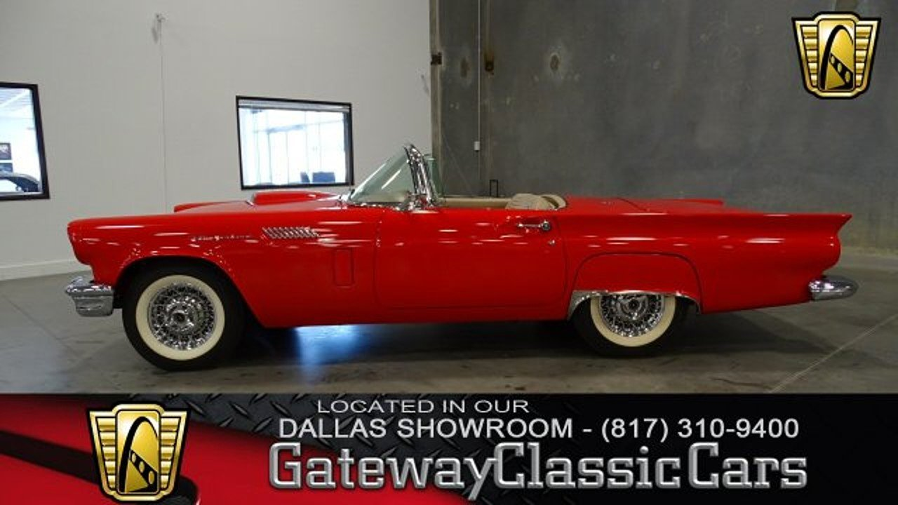 1957 Ford Thunderbird for sale 100948663