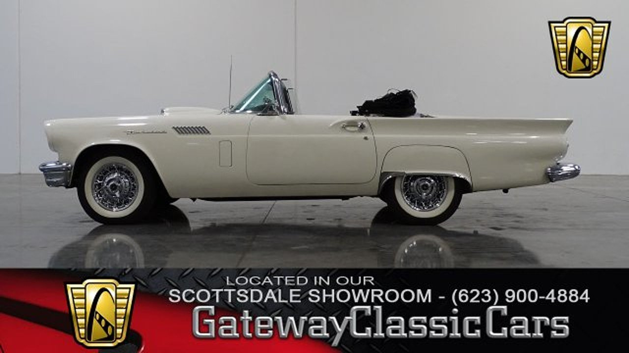 1957 Ford Thunderbird for sale 100965304