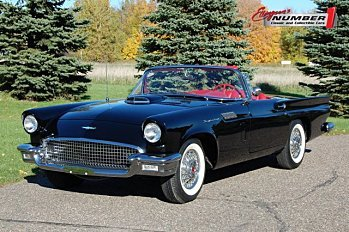 1957 Ford Thunderbird for sale 100976993