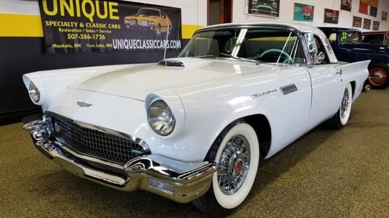 1957 Ford Thunderbird for sale 100979367