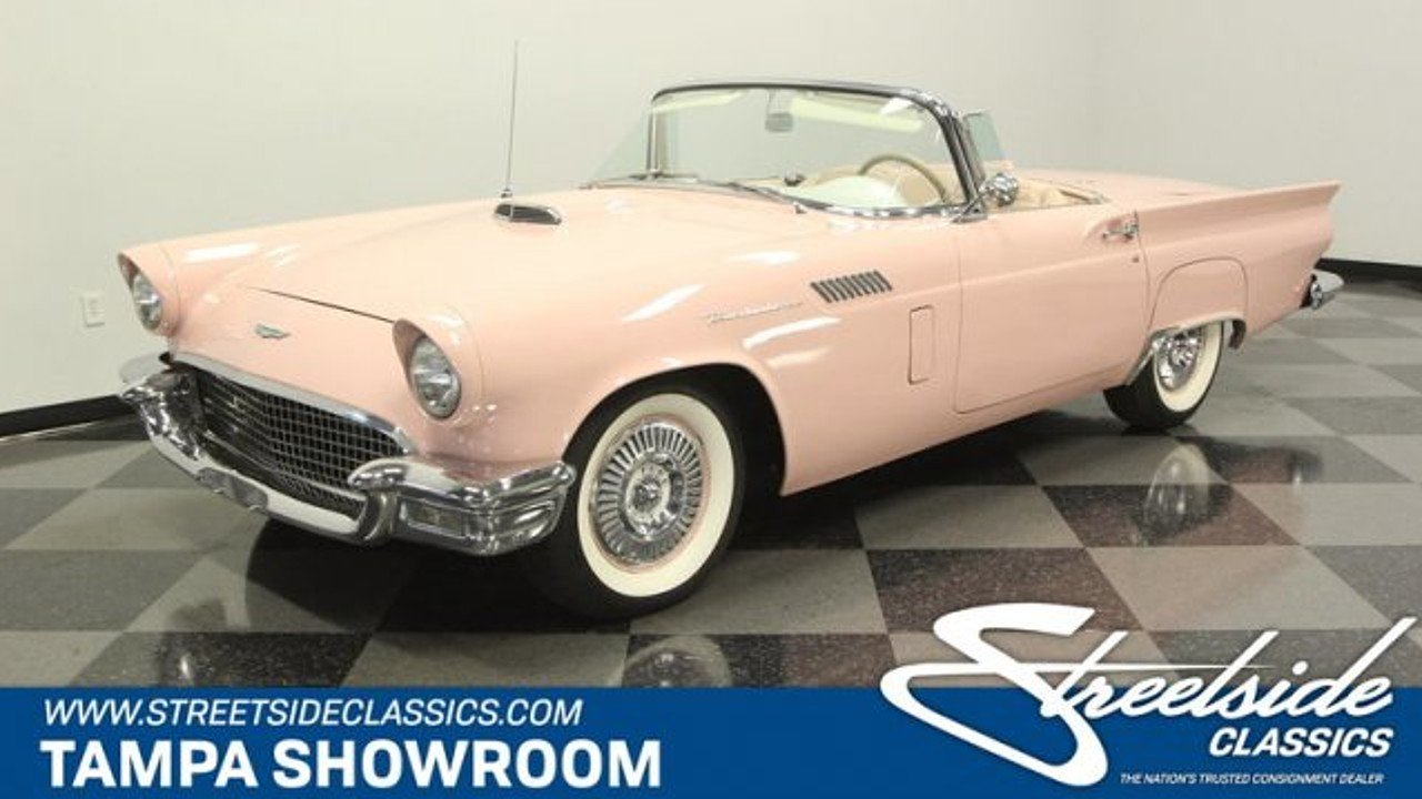 1957 ford thunderbird for sale 101019274
