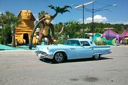 1957 Ford Thunderbird for sale 100824417
