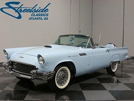 1957 Ford Thunderbird for sale 100945706