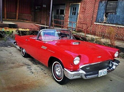 1957 Ford Thunderbird for sale 100954751