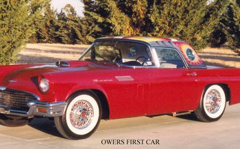 1957 Ford Thunderbird for sale 100977724