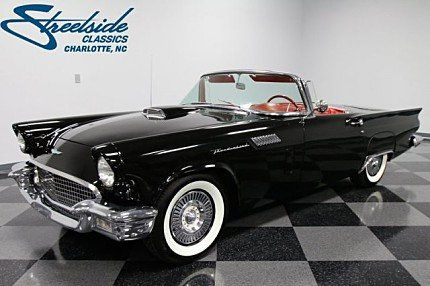1957 Ford Thunderbird for sale 100978118