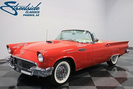 1957 Ford Thunderbird for sale 100978509
