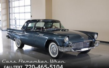 1957 Ford Thunderbird for sale 100998159