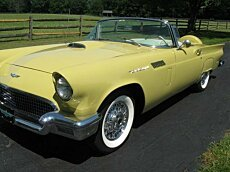 1957 Ford Thunderbird for sale 101000755