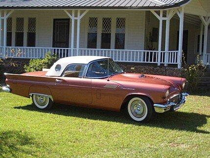 1957 Ford Thunderbird for sale 101044096