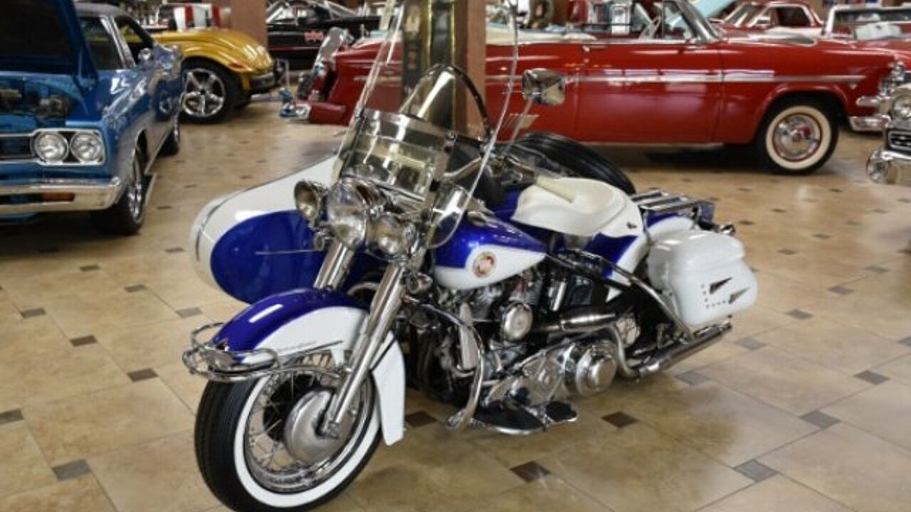 1957 Harley-Davidson FLH for sale near Venice, Florida 34293 ...