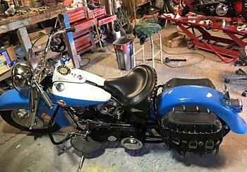 1957 Harley-Davidson FLH for sale 200539307