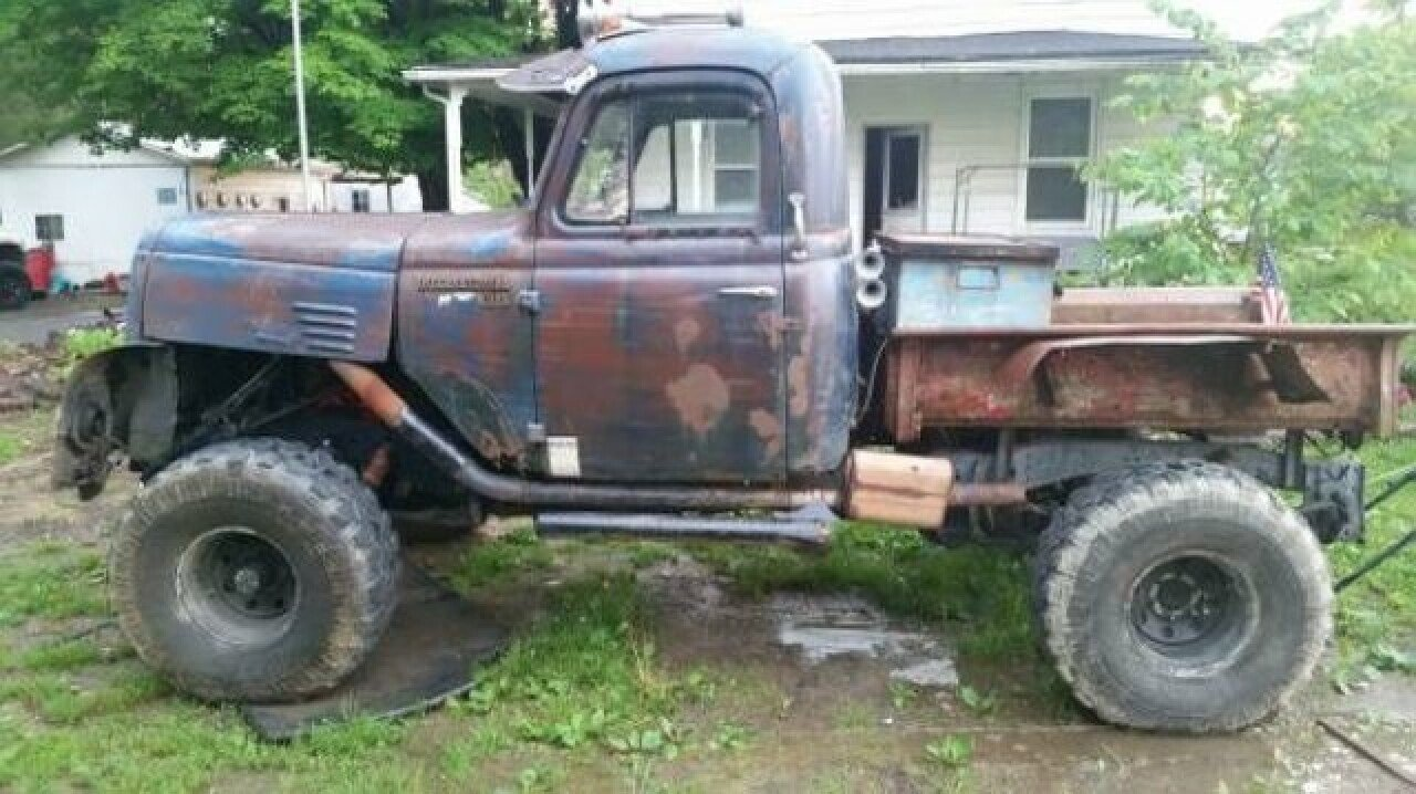 1957 International Harvester Pickup for sale near Cadillac ...