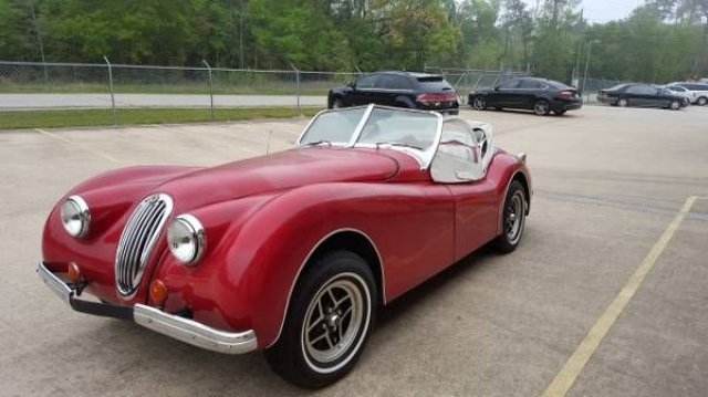 1957 Jaguar XK 140 For Sale 100934514