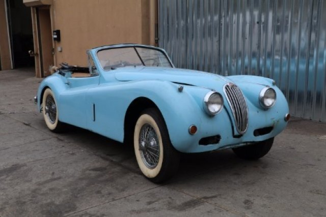 1957 jaguar roadster for sale