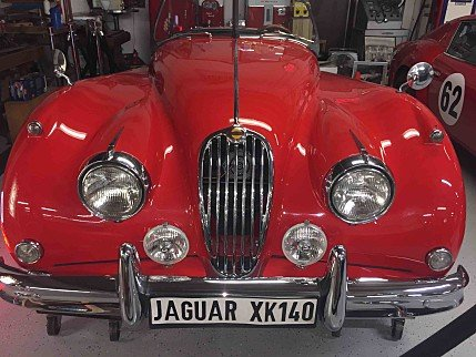 1957 Jaguar XK 140 for sale 100959850