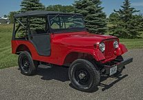 1957 Jeep CJ-5 for sale 100774019