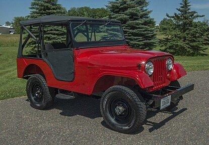 1957 Jeep CJ-5 for sale 100774019