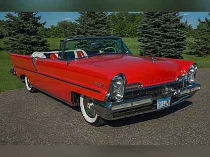 1957 Lincoln Premiere for sale 100845174