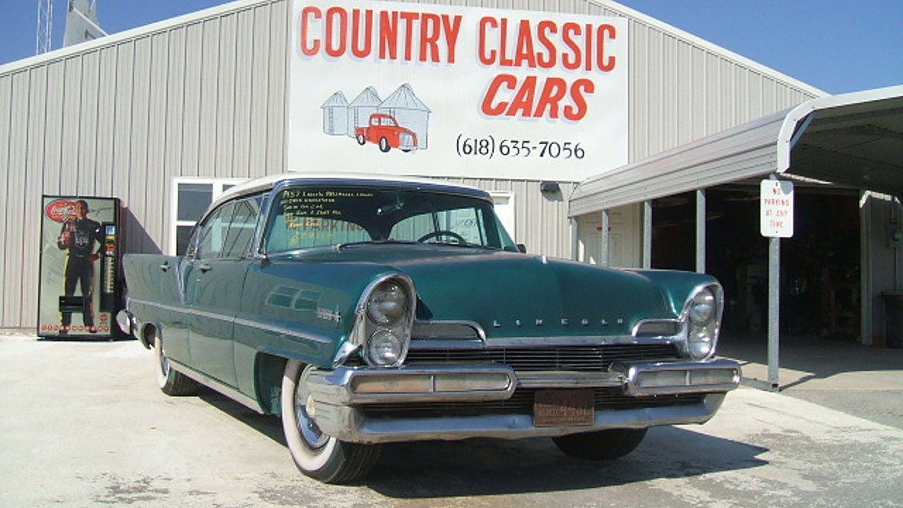 1957 Lincoln Premiere for sale 100748546