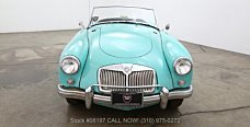 1957 MG MGA for sale 100862506