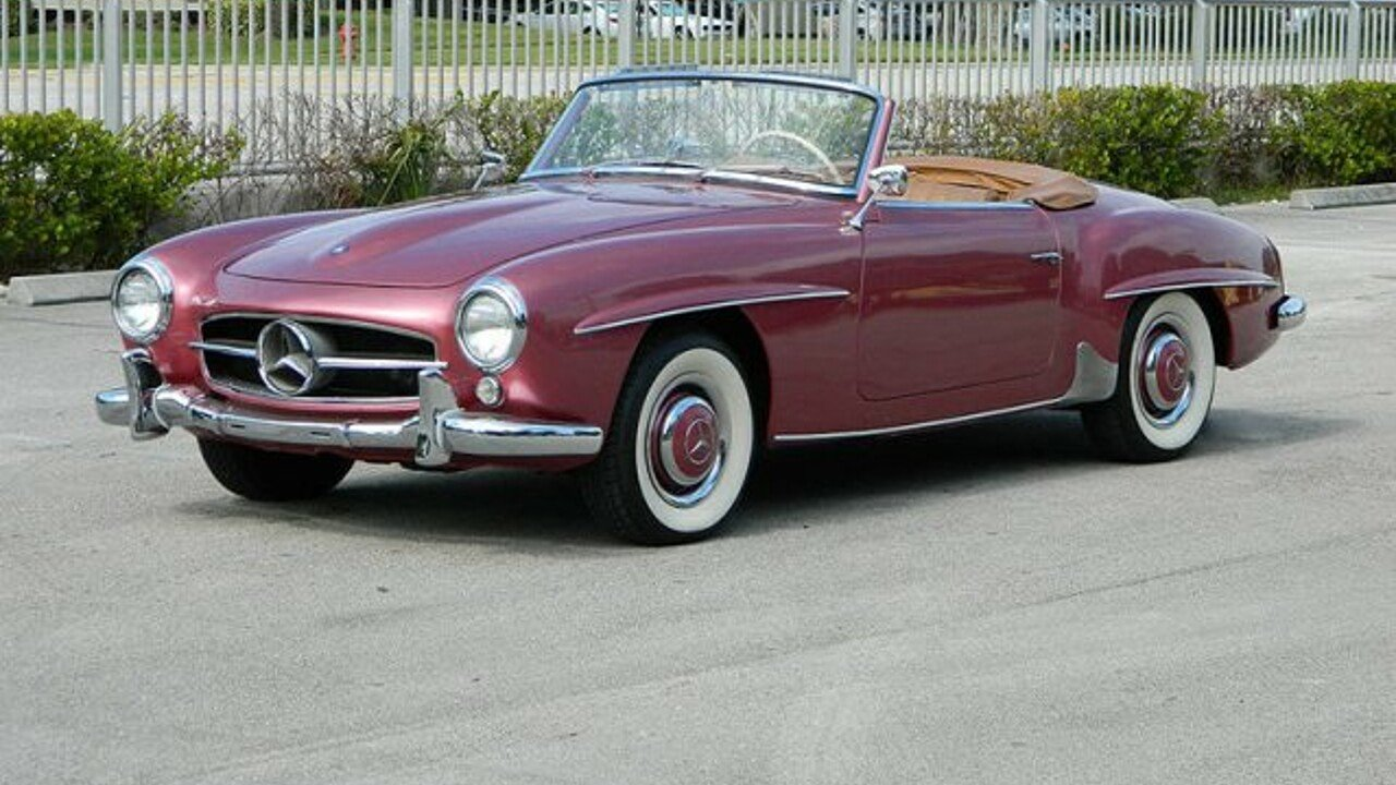1957 Mercedes-Benz 190SL for sale 100848382